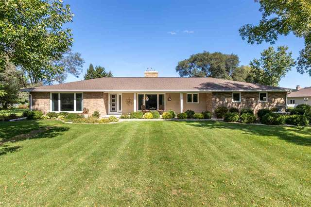 1454 Grant Street, De Pere, WI 54115 (#50229749) :: Todd Wiese Homeselling System, Inc.