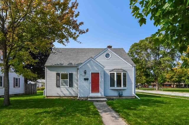 1037 Park Street, Green Bay, WI 54303 (#50229760) :: Carolyn Stark Real Estate Team