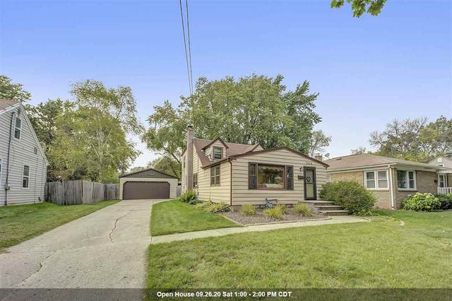 1414 Bismarck Street, Green Bay, WI 54301 (#50229762) :: Town & Country Real Estate