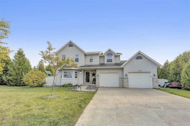 3720 Settlement Heights Drive, New Franken, WI 54229 (#50229770) :: Todd Wiese Homeselling System, Inc.
