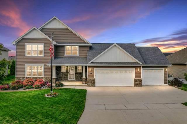 604 Pebblestone Circle, Oneida, WI 54155 (#50229782) :: Ben Bartolazzi Real Estate Inc