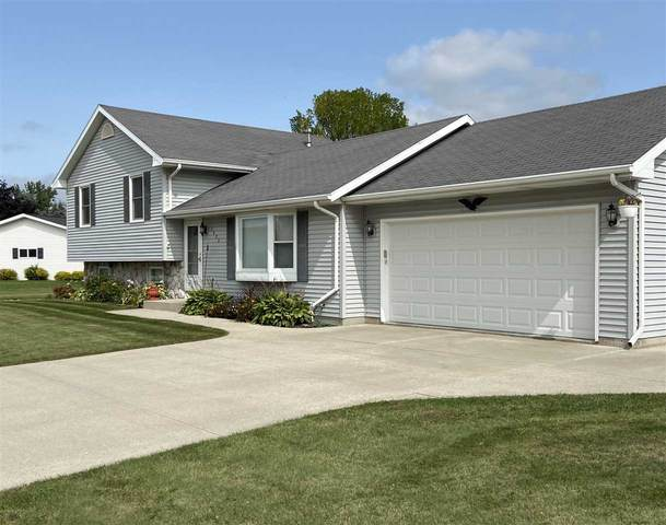 1022 Bay View Road, Kiel, WI 53042 (#50229795) :: Town & Country Real Estate