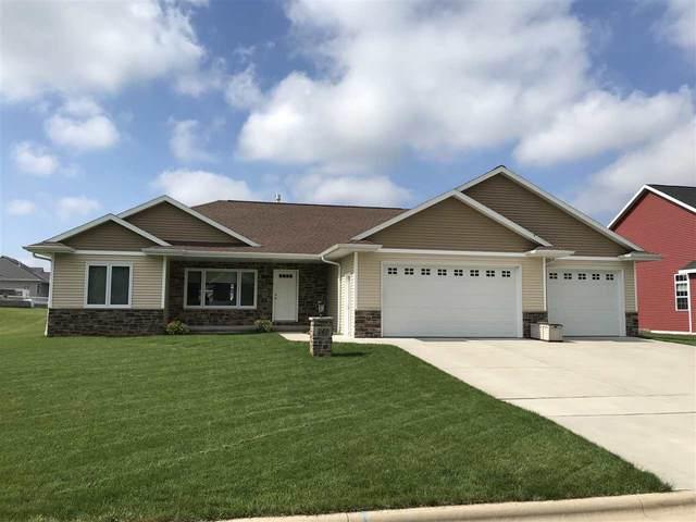 141 Mandrake Drive, Green Bay, WI 54311 (#50229802) :: Ben Bartolazzi Real Estate Inc
