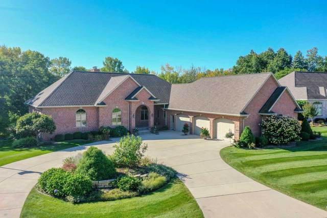 1431 Finch Lane, Green Bay, WI 54313 (#50229820) :: Ben Bartolazzi Real Estate Inc