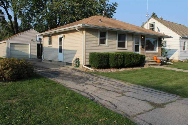 625 Jefferson Street, Neenah, WI 54956 (#50229830) :: Dallaire Realty