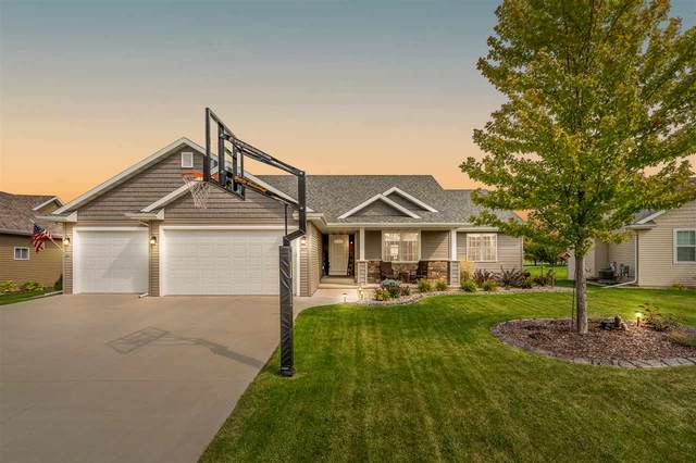 2125 Windflower Drive, Neenah, WI 54956 (#50229835) :: Dallaire Realty