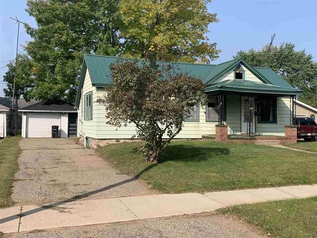 517 S Hamlin Street, Shawano, WI 54166 (#50229873) :: Carolyn Stark Real Estate Team