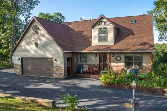 10212 W Hwy C, Wautoma, WI 54982 (#50229875) :: Carolyn Stark Real Estate Team
