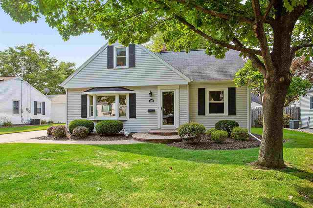 144 Jefferson Place, Kimberly, WI 54136 (#50229882) :: Dallaire Realty