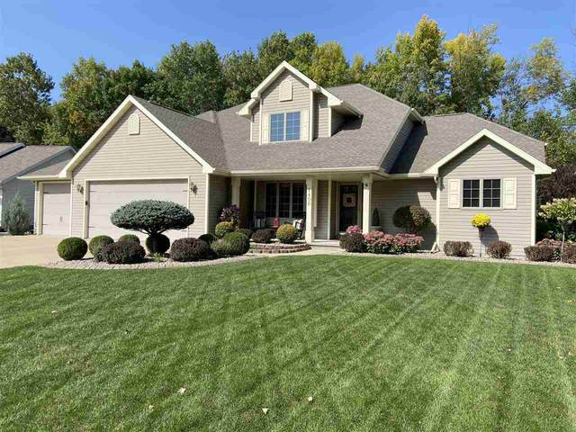1406 Whippletree Lane, Neenah, WI 54952 (#50229901) :: Dallaire Realty