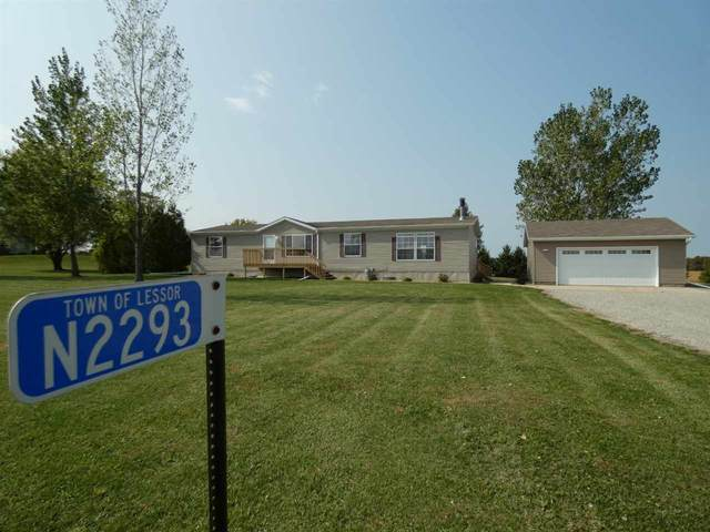 N2293 Lawn Road, Pulaski, WI 54162 (#50229904) :: Ben Bartolazzi Real Estate Inc