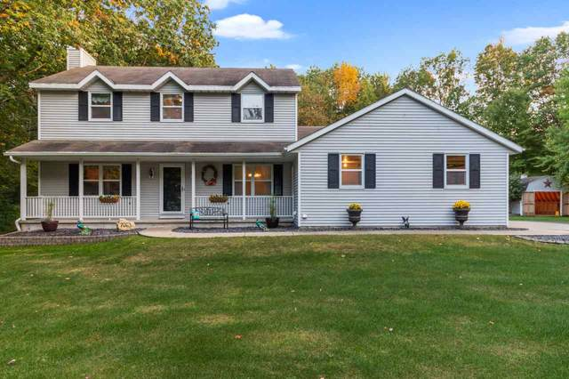 7063 Lone Oak Lane, Sobieski, WI 54171 (#50229946) :: Carolyn Stark Real Estate Team