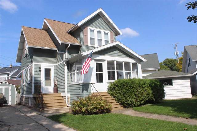 313 5TH Street, Fond Du Lac, WI 54935 (#50229949) :: Dallaire Realty
