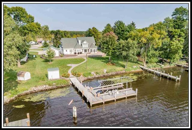9301 Riverview Drive, Fremont, WI 54940 (#50229963) :: Carolyn Stark Real Estate Team