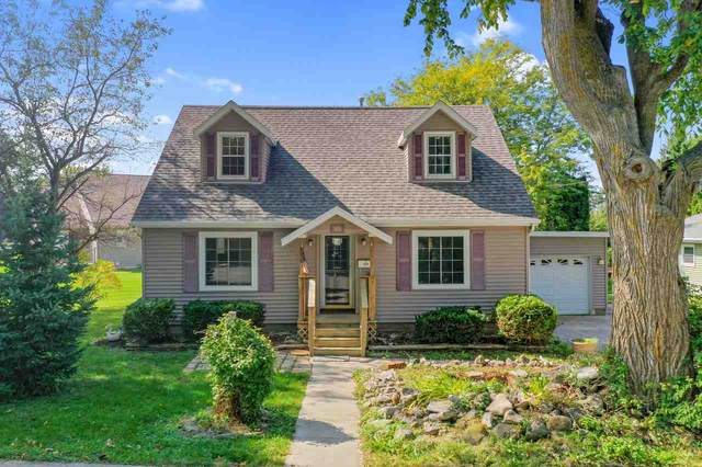 115 S Columbia Street, Chilton, WI 53014 (#50229968) :: Symes Realty, LLC