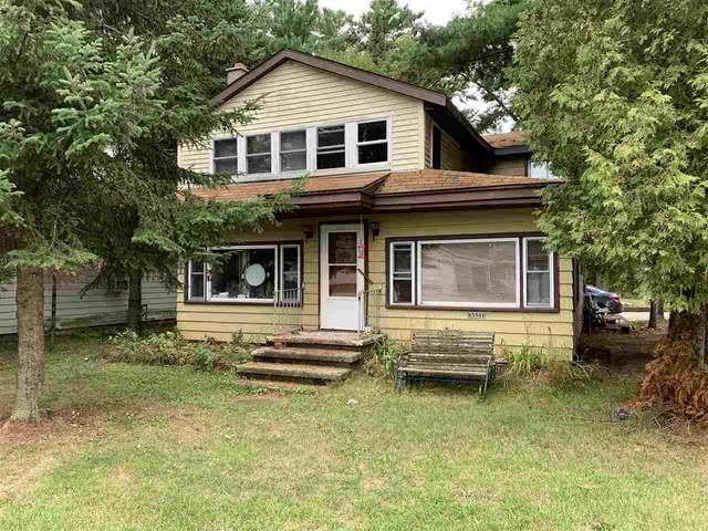 N5941 Lake Drive, Shawano, WI 54166 (#50229981) :: Carolyn Stark Real Estate Team