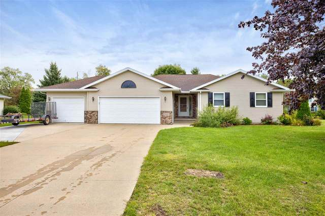 N1416 Greenbush Court, Greenville, WI 54942 (#50229982) :: Dallaire Realty