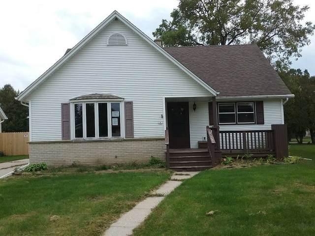 241 Clinton Street, Kewaskum, WI 53040 (#50229989) :: Carolyn Stark Real Estate Team