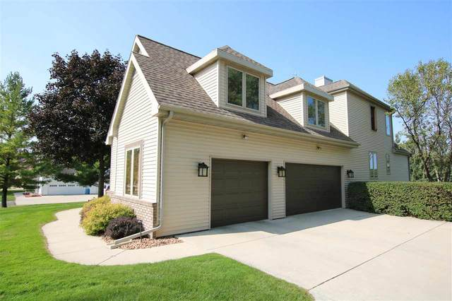 548 Ledgewood Drive, Fond Du Lac, WI 54937 (#50229997) :: Dallaire Realty