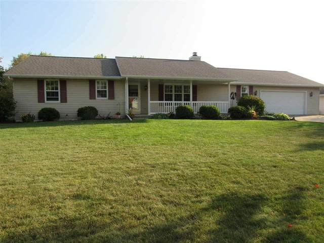 2943 Blue Moon Drive, Green Bay, WI 54311 (#50230002) :: Todd Wiese Homeselling System, Inc.