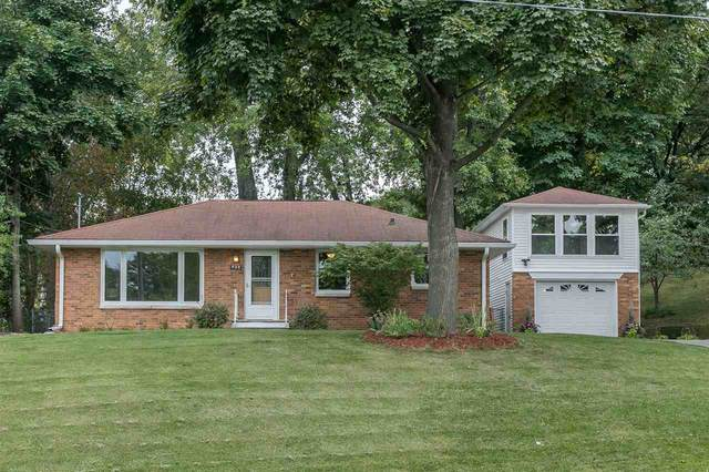 449 Bader Street, Green Bay, WI 54302 (#50230028) :: Dallaire Realty