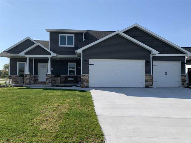 2543 Wallace Avenue, Neenah, WI 54956 (#50230037) :: Dallaire Realty