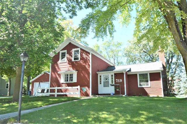 719 4TH Street, Kiel, WI 53061 (#50230061) :: Carolyn Stark Real Estate Team