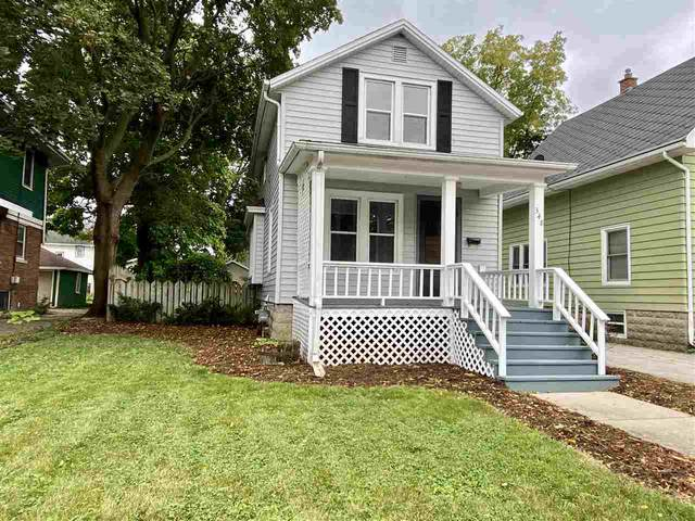 348 E 2ND Street, Fond Du Lac, WI 54935 (#50230115) :: Dallaire Realty