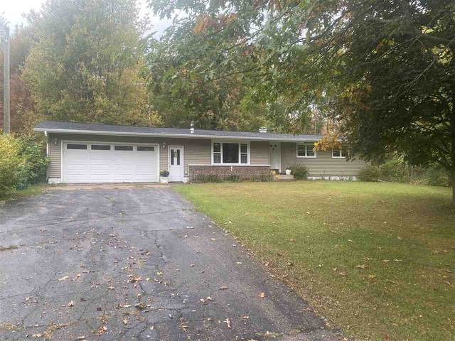 E1496 North Lake Road, Iola, WI 54945 (#50230123) :: Ben Bartolazzi Real Estate Inc