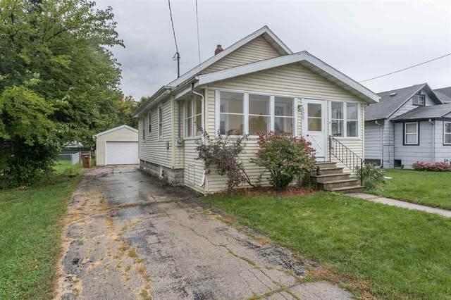 509 Manitowoc Street, Menasha, WI 54952 (#50230133) :: Carolyn Stark Real Estate Team