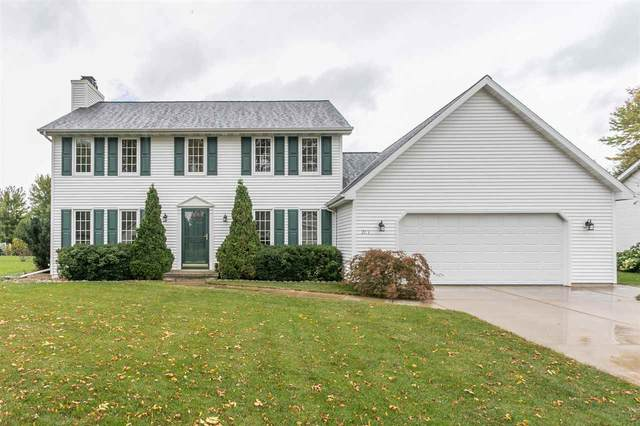 2171 Swanstone Circle, De Pere, WI 54115 (#50230136) :: Ben Bartolazzi Real Estate Inc