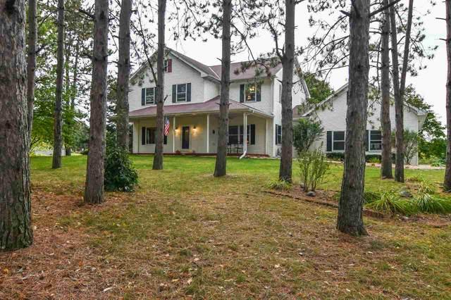2866 Hidden Lake Lane, Green Bay, WI 54313 (#50230137) :: Carolyn Stark Real Estate Team