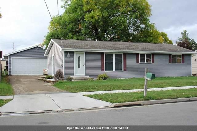 1104 Grove Street, Menasha, WI 54952 (#50230147) :: Carolyn Stark Real Estate Team