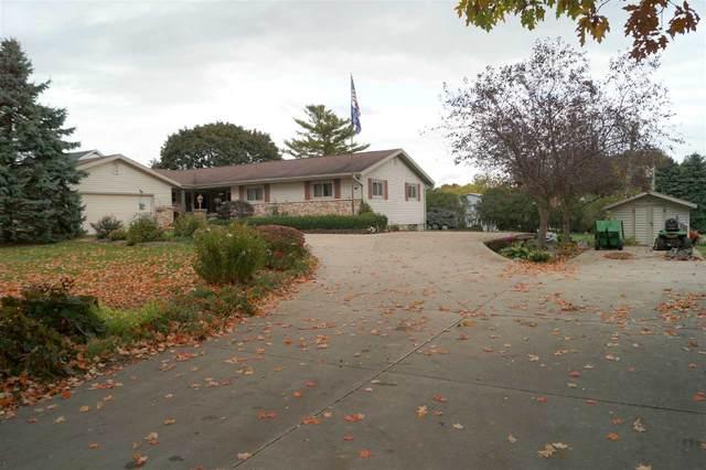 266 S Mill Street, HUSTISFORD, WI 53034 (#50230196) :: Ben Bartolazzi Real Estate Inc