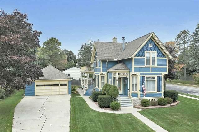 1203 Dodge Street, Kewaunee, WI 54216 (#50230198) :: Ben Bartolazzi Real Estate Inc