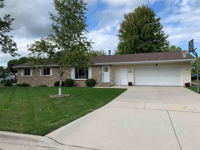 2199 Nellie Lane, Green Bay, WI 54302 (#50230205) :: Ben Bartolazzi Real Estate Inc