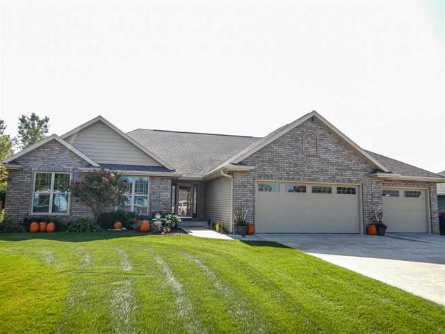 2031 Fescue Way, Green Bay, WI 54313 (#50230213) :: Ben Bartolazzi Real Estate Inc