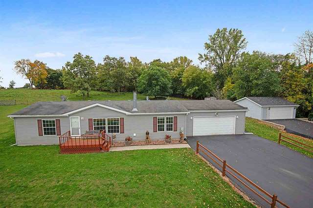 7453 Hwy B, Winneconne, WI 54986 (#50230214) :: Dallaire Realty