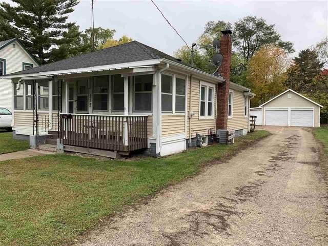 115 Pine Street, Waupaca, WI 54981 (#50230234) :: Carolyn Stark Real Estate Team