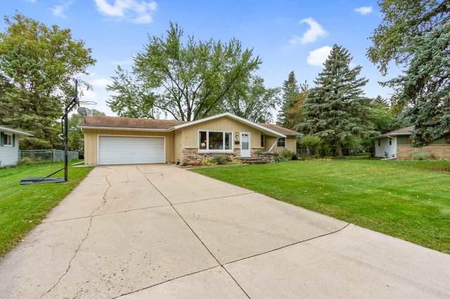 608 Heyden Lane, Green Bay, WI 54301 (#50230237) :: Ben Bartolazzi Real Estate Inc