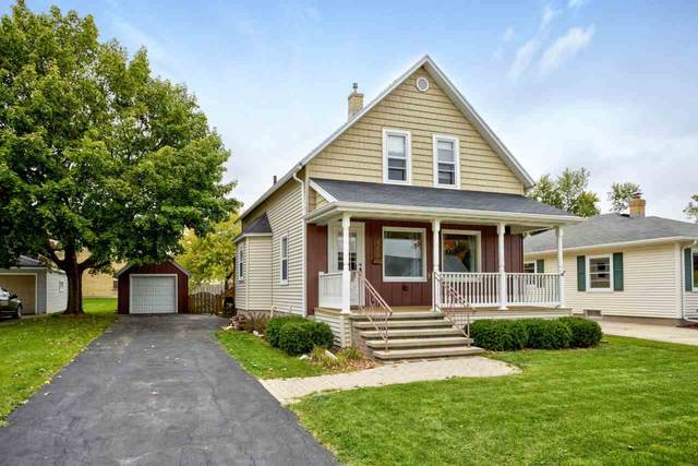 118 N Wilson Street, Kimberly, WI 54136 (#50230244) :: Dallaire Realty