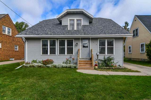 1016 W Summer Street, Appleton, WI 54914 (#50230245) :: Dallaire Realty