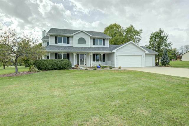 35 E Sunnyhill Avenue, Oshkosh, WI 54902 (#50230267) :: Ben Bartolazzi Real Estate Inc