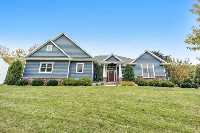 1591 Polo Run Terrace, Green Bay, WI 54313 (#50230304) :: Ben Bartolazzi Real Estate Inc