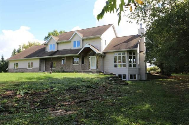 4871 Hwy Gg, Oshkosh, WI 54904 (#50230496) :: Carolyn Stark Real Estate Team