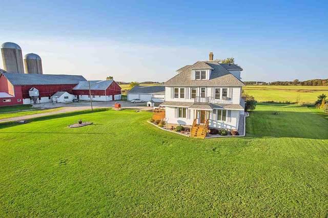 4499 Shirley Road, Denmark, WI 54208 (#50230532) :: Ben Bartolazzi Real Estate Inc