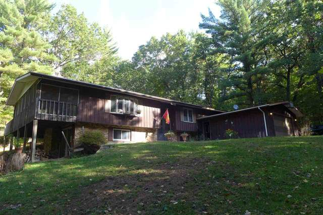 E6098 Tri County Road, Weyauwega, WI 54983 (#50230539) :: Todd Wiese Homeselling System, Inc.