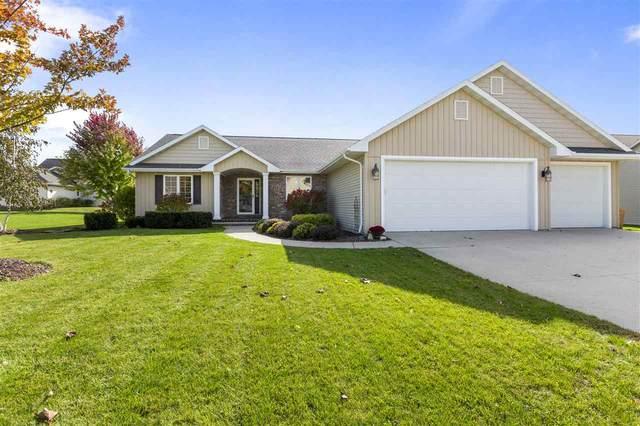 219 Whitenack Court, Neenah, WI 54956 (#50230581) :: Carolyn Stark Real Estate Team