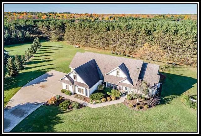 E8653 Woodside Court, New London, WI 54961 (#50230625) :: Ben Bartolazzi Real Estate Inc