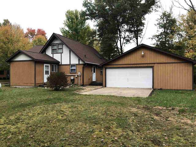 1328 W Deer Path Lane, Keshena, WI 54135 (#50230630) :: Ben Bartolazzi Real Estate Inc